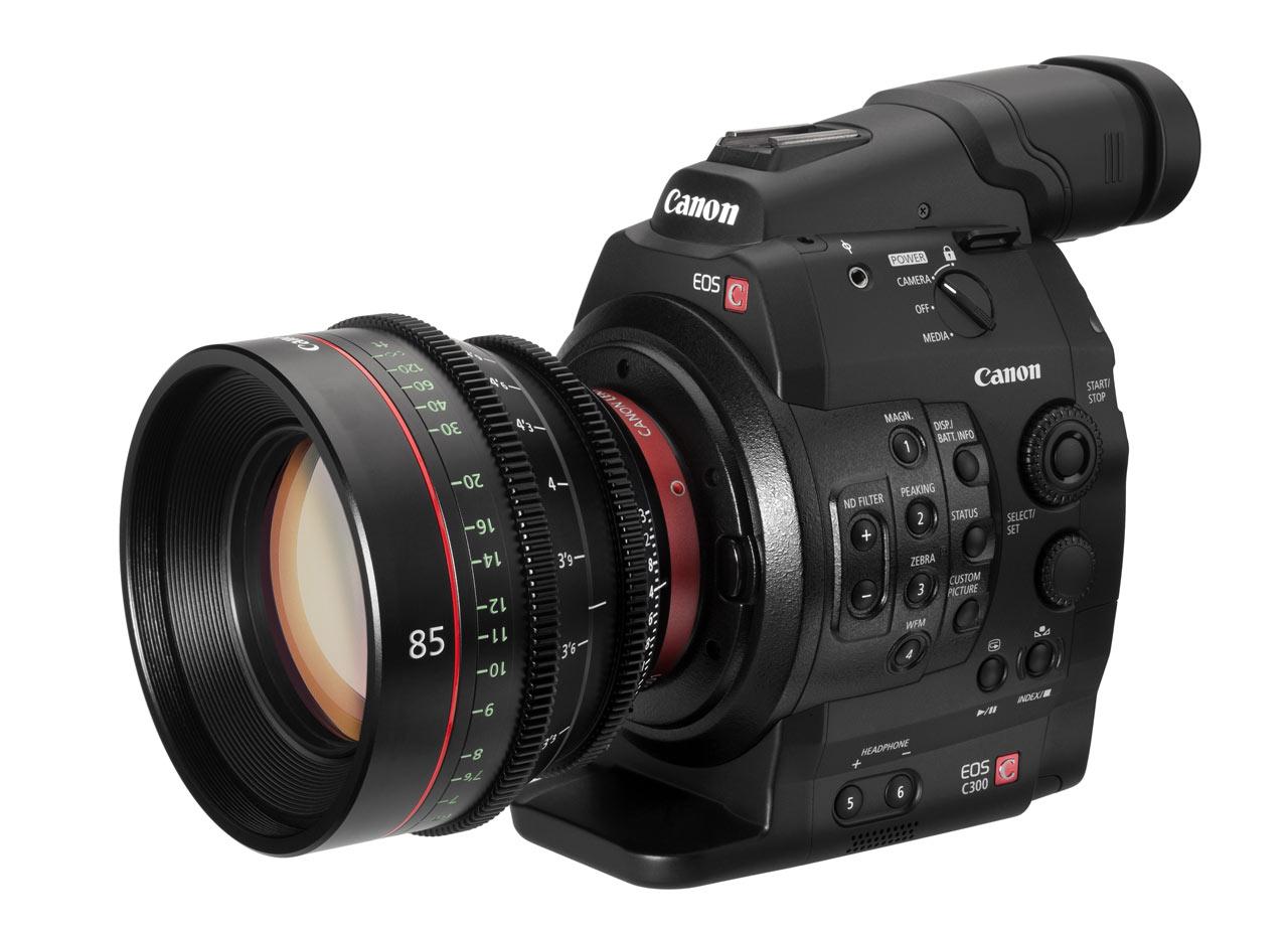 Canon EOS 300C
