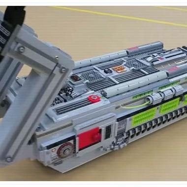 Lego BFG 9000 DOOM QUAKE