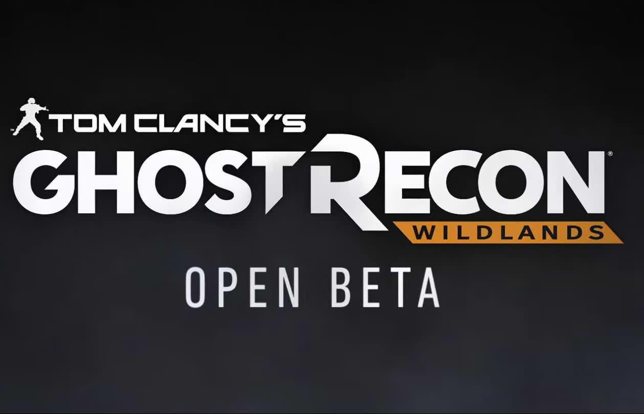 Ghost Recon: Wildlands Open Beta